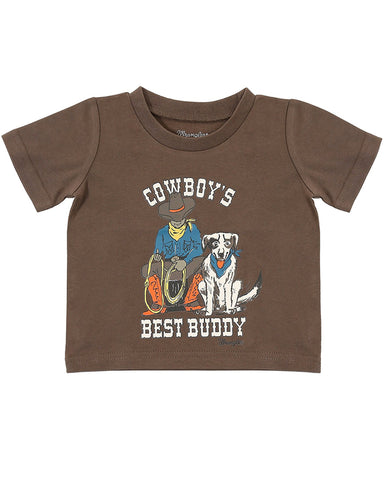 Infants All Around Best Buddy T-Shirt