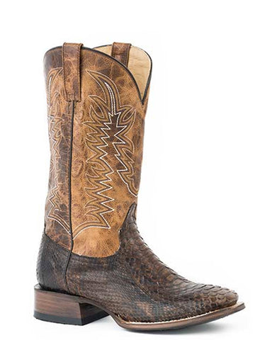 Men's Peace Maker Python Boots