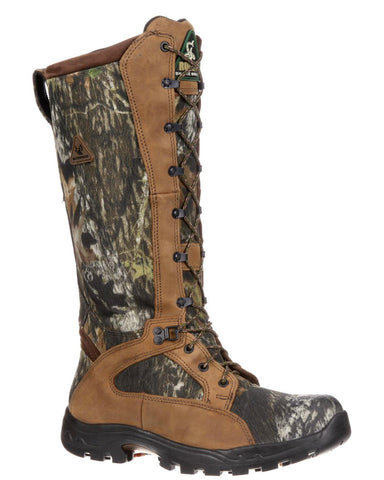 Mens Waterproof Snakeproof Hunting Boots