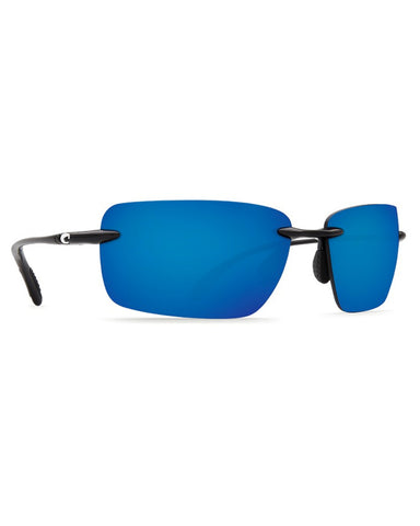 Gulf Shore Blue Mirror Sunglasses