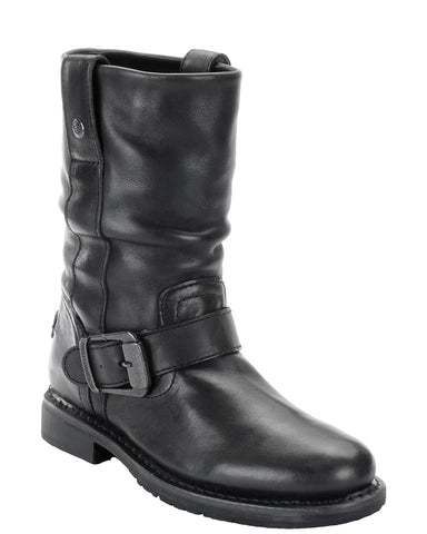 Womens Darice Motorcycle Boots