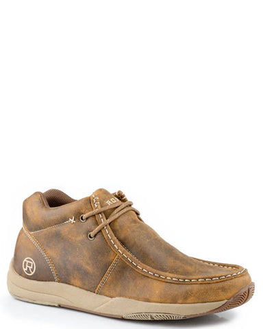 Mens Clearcut Chukka Shoes