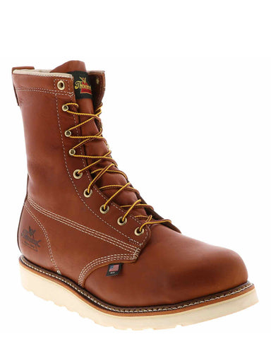 "Men's American Heritage 8"" ST Wedge Sole Boots"