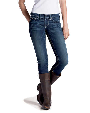 Women's Whipstitch Ocean Riding Jeans - Skinny