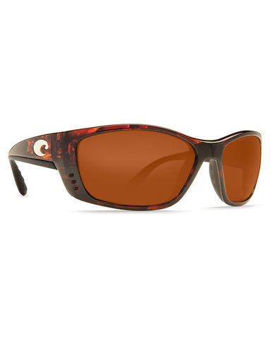 Fisch Copper Mirror Sunglasses