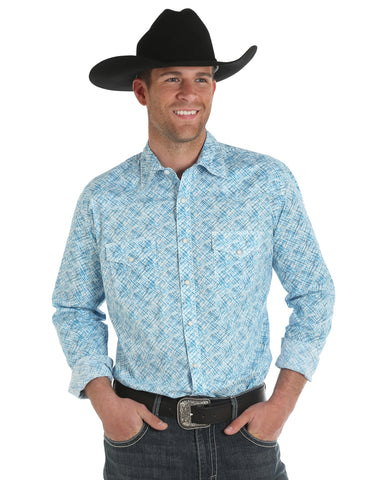 Men's 20X Competition Advanced Comfort Poplin Western Shirt