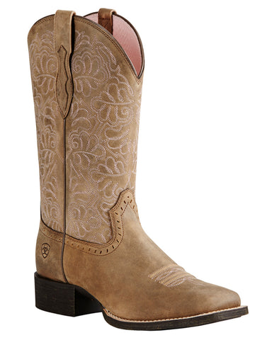 Womens Remuda Round Up Boots