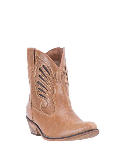Women's Flat Bush Ankle Boots