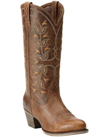 Womens Desert Holly Boots