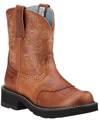 Women's Fatbaby Saddle Boots