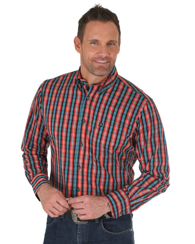Men's Performance Buttondown Western Shirt