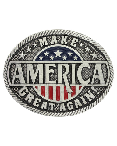 Make America Great Again Buckle