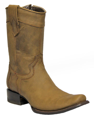Mens Kansas Leather Boots