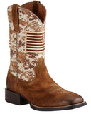 Mens Sport Patriot Boots