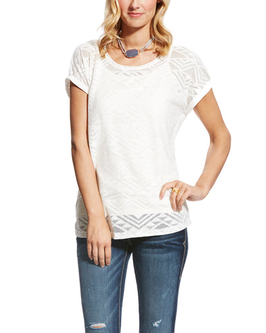 Women's Joanna Lace T-Shirt