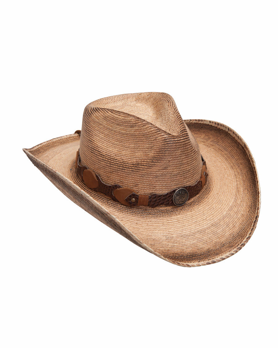 5d8cc34b96ed4 Resistol Denison 7x Straw Hat – Skip s Western Outfitters