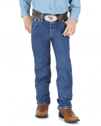 Boys George Straight Original Cowboy Cut Jeans