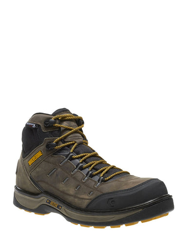 Mens Edge Waterproof Lace-Up Boots