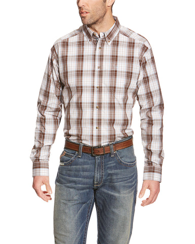 Men's Rendon Performance Plaid Shirt