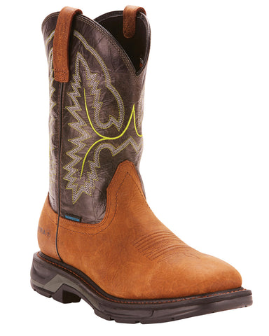 Mens Workhog XT H20 EH Work Boots