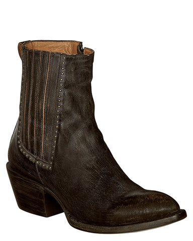 Women's Adele Studded Gore Short Boots