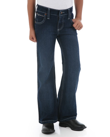 Girl's Q-Baby Ultimate Riding Jeans - (4-6X)