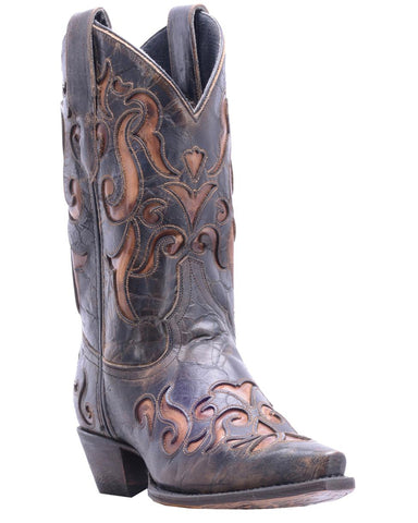 Womens Athena Cut Out Boots