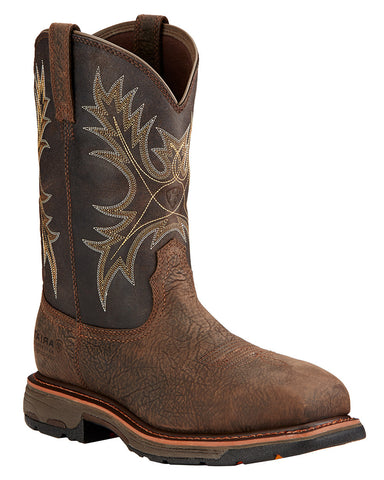 Men's Composite Workhog H20 Pull-On Boots
