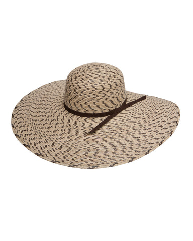 Charlie 1 Horse Big Shady Straw Hat