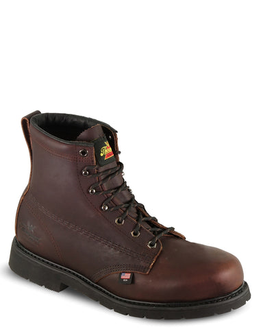 "Men's Oil Rigger 6"" Safety Toe Lace-Up Boots"