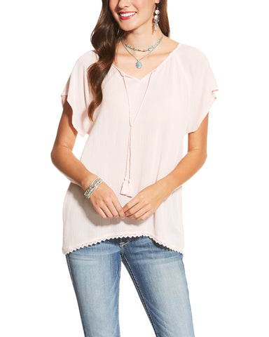 Womens Carrie Caprise Top