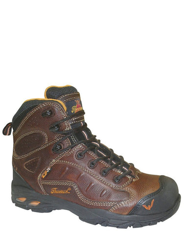 Mens Z-Track Composite-Toe Sport Lace-Up Boots