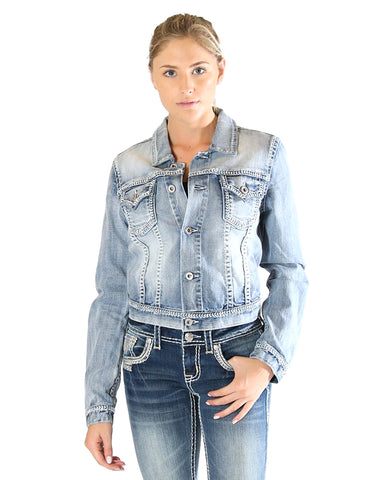 Womens Lisa Denim Jacket