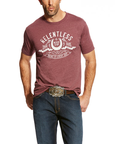 Men's Relentless Steel Works T-Shirt