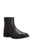 Mens Hoxie Mid Side Zipper Boots - Black
