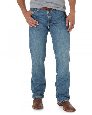 Mens Retro Slim Fit Jean
