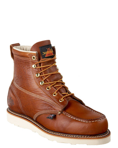 "Mens American Heritage 6"" Wedge Lace-Up Boots"