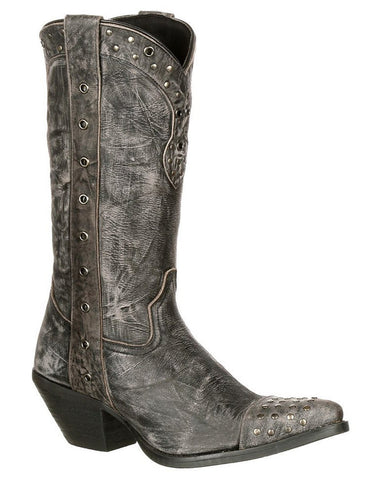Womens Crush Punk Studded Boots