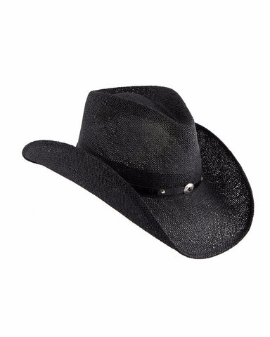 Stetsons Onyx Shapeable Straw Hat