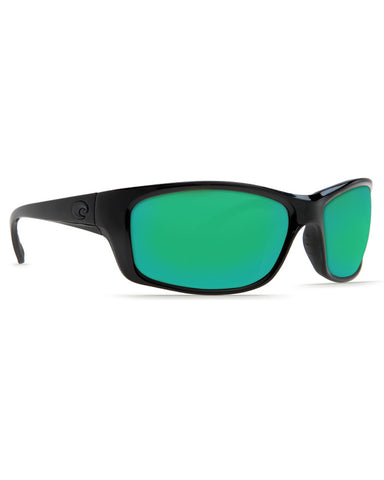 Jose Green Mirror Sunglasses