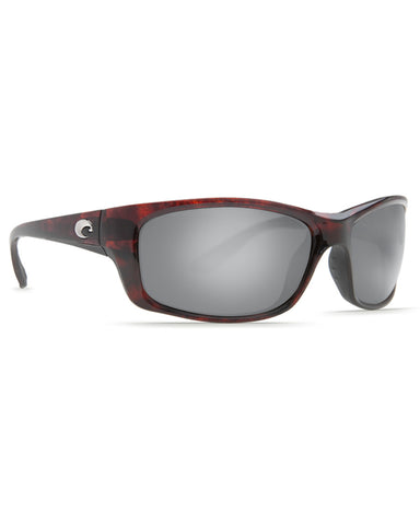 Jose Silver Mirror Sunglasses