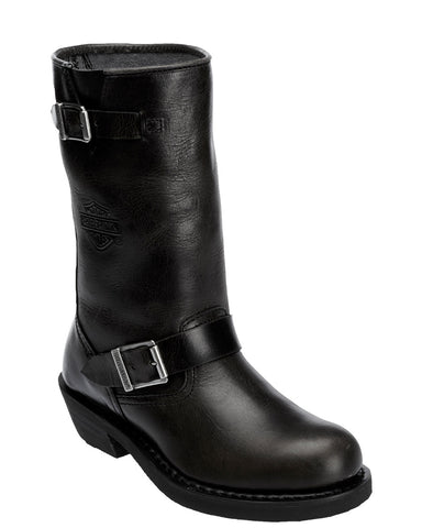 "Womens Dartford 10"" Engineer Boots"