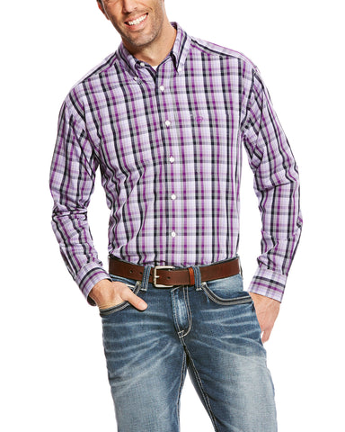Men's WF Zelman Classic Fit Western Shirt