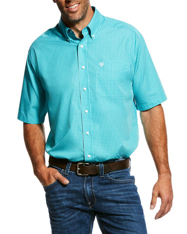 Men's Piper Wrinkle Free Western Shirt