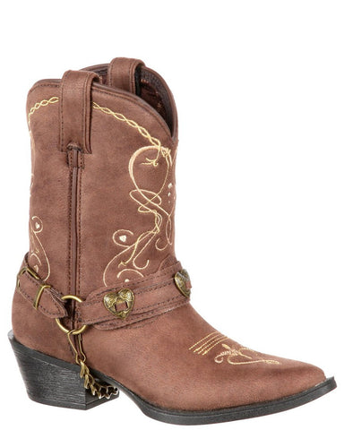 Youth Lil Crush Heartfelt Boots