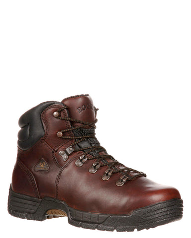 "Mens MobiLite 5"" Steel-Toe Waterproof HIking Boots"