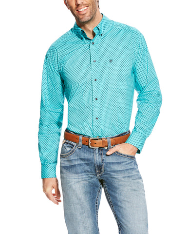 Men's Atherton Drift Button Up Western Shirt