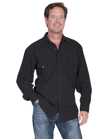 Men's Western Button Up Shirt