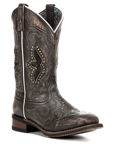 Womens Spellbound Snake Boots