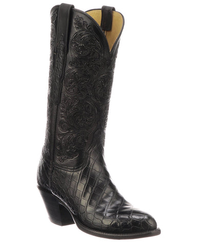 Women's Erin Nile Crocodile Boots